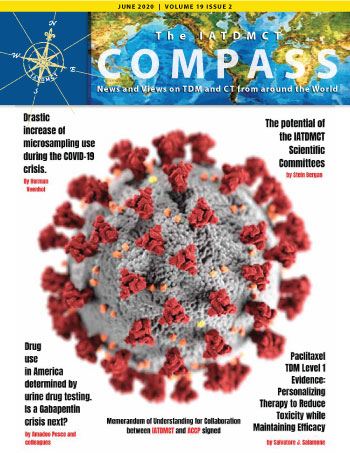 Compass June 2020 Cover